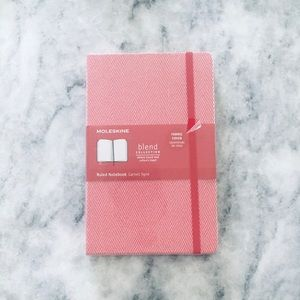 Moleskin: Limited Edition 'Blend Collection' RED